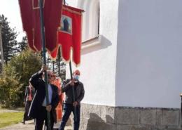 Мештани села Горња и Доња Трешњевица, обележили су данас Храмовну славу Света Петка